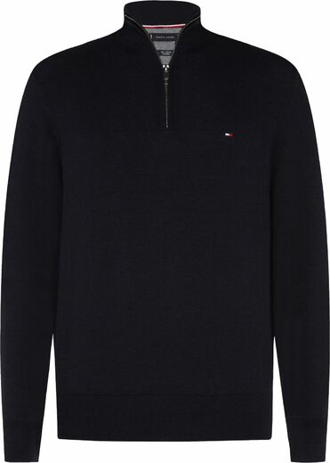 Tommy-Hilfiger-Pima-Cotton-Cashmere-Zip-Mock