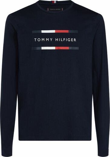 Tommy-Hilfiger-Corp-Long-Sleeve-Tee